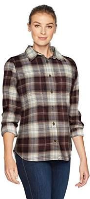 Carhartt Women's Rugged Flex Hamilton Flannel Shirt