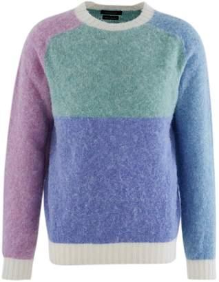 Howlin' Pastel coloured round neck jumper