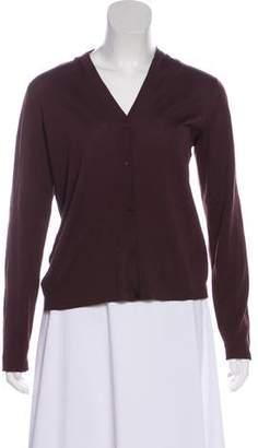 TSE Wool Knit Cardigan