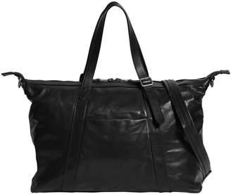 Giorgio Brato Leather Weekender Bag