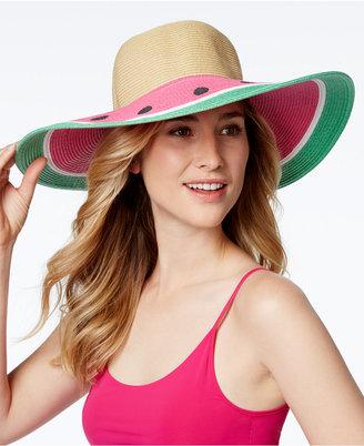 August Hats Watermelon Floppy Hat $36 thestylecure.com