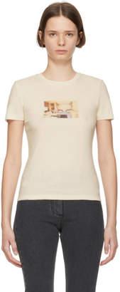 Off-White Nanushka Gellert Graphic T-Shirt