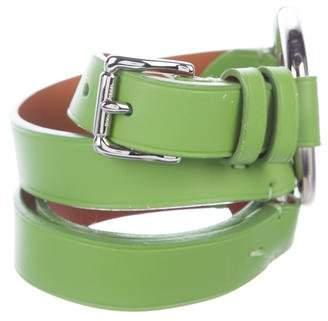 Ralph Lauren Leather Hip Belt