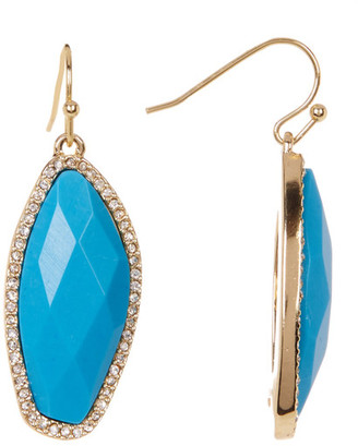BAUBLEBAR Stone Drop Earrings $32 thestylecure.com