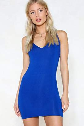 Nasty Gal Beginner's Luck Mini Dress