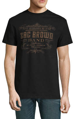 Novelty T-Shirts Zac Brown Band Graphic Tee