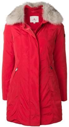 Peuterey fur collared coat