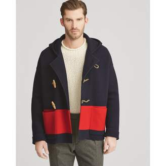 Ralph Lauren Knit Wool Toggle Jacket