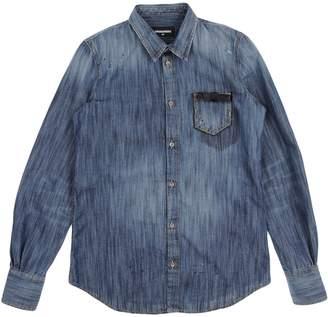 DSQUARED2 Denim shirts - Item 42584247WQ