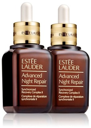 Estee Lauder Advanced Night Repair Synchronized Recovery Complex Ii Duo $165 thestylecure.com