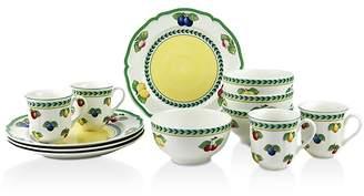 Villeroy & Boch French Garden 12-Piece Dinnerware Set