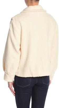 Sadie & Sage Damaris Textured Zip Jacket
