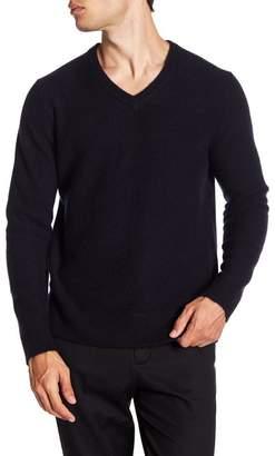 Vince Cashmere V-Neck Pullover Sweater