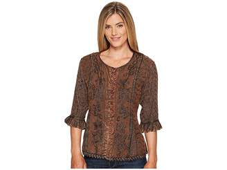 Scully Honey Creek Cherie Blouse