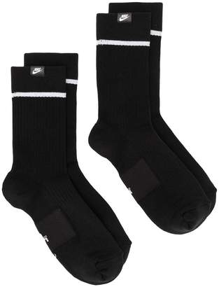 Nike Force 1 socks