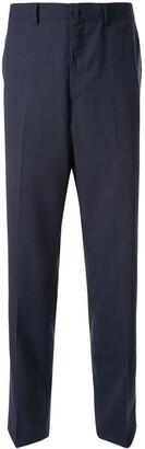 Durban D'urban textured suit trousers