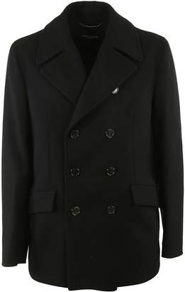 Dolce & Gabbana Double Breasted Coat