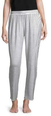 Eberjey Vega Stripe Slim Pants