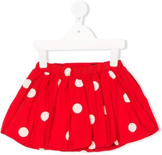 Mini Rodini polka dot balloon skirt