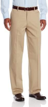 Wrangler Men's Authentics No Iron Flat Front Pant