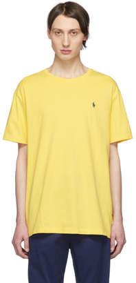 Polo Ralph Lauren Yellow Logo T-Shirt