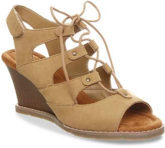 BearPaw Rhonda Wedge Sandal - Women's