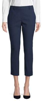 Theory Treeca Cropped Dress Trousers