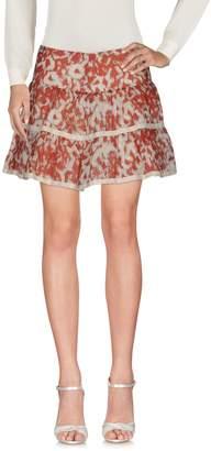 Gold Case Mini skirts - Item 35313125