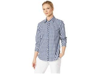 Vineyard Vines Mini Gingham Classic Button Down Shirt