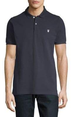 Knowledge Cotton Apparel Casual Cotton Pique Polo