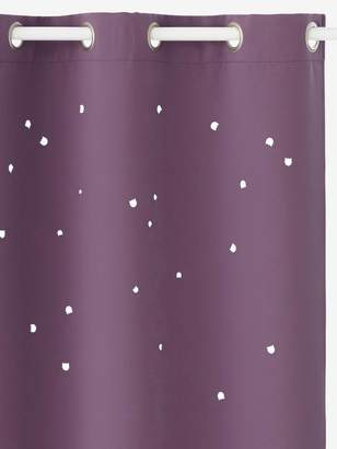 Vertbaudet Hollow Star Curtain with Cat Head Cutouts