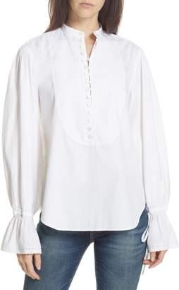 Polo Ralph Lauren Tie Sleeve Shirt