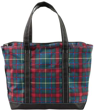 L.L. Bean L.L.Bean Everyday Lightweight Tote, Plaid
