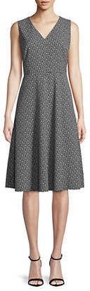 Max Mara Filippo Fit Flare Dress