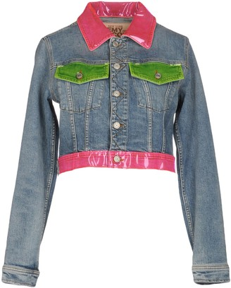 Jeremy Scott Denim outerwear