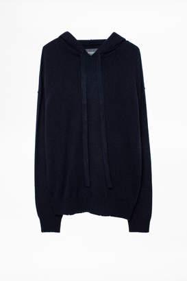 Zadig & Voltaire Nox Patch Cachemire Sweater