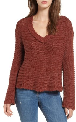 Women's O'Neill Hillary Sweater $59.50 thestylecure.com