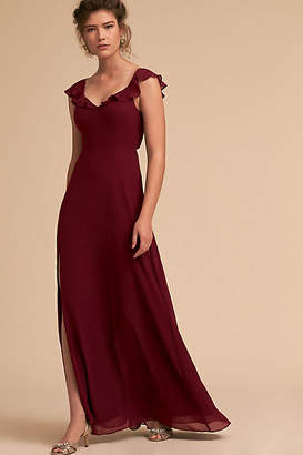 Anthropologie Diana Wedding Guest Dress