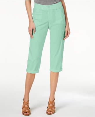 Lee Platinum Nikki Poplin Cargo Pants