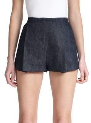 Giambattista Valli Tailored Denim Shorts