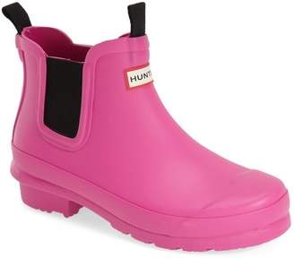 Hunter Chelsea Rain Boot