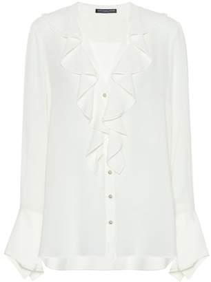 Alexander McQueen Silk blouse