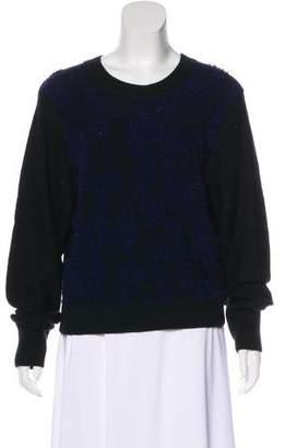 Public School Textured Knit Sweater