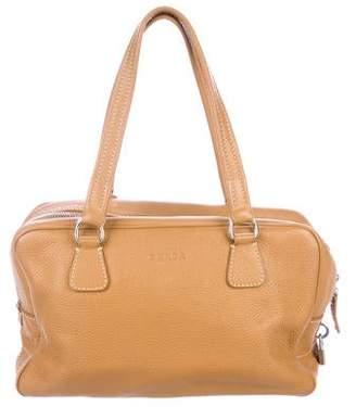 7a6b00e5190f2b Prada Vitello Daino Bauletto Bag