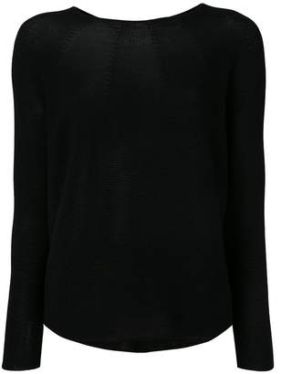 Christian Wijnants Kimo boat-neck jumper