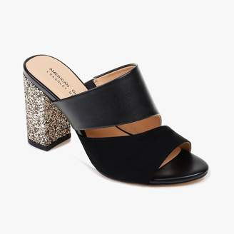 Badgley Mischka American Glamour By American Glamour by Brooke Women's High Heel Mules