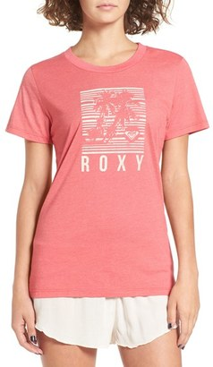 Women's Roxy Window To My Soul Graphic Tee $28.50 thestylecure.com