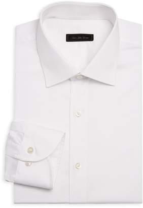 Saks Fifth Avenue Twill Dress Shirt