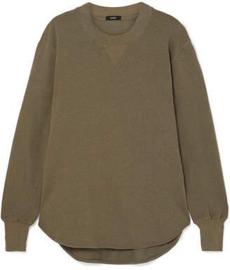 Bassike Organic Cotton-jersey Sweatshirt