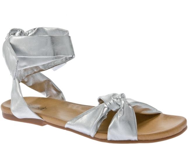 Diba Sand Ankle Wrap Sandal